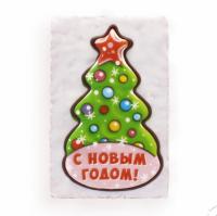 Покровский пряник Новогодняя елка 130гр