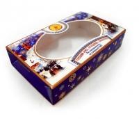 коробка для пряника 130 гр