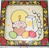 Покровский пряник-тортик Пасха 700гр