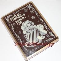 Покровский в шоколаде Собачка 700гр