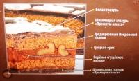 Покр. пряник в шоколаде  8 марта Букет