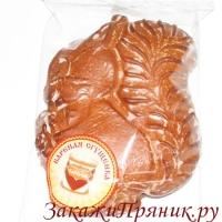 Покровский печатный пряник Белочка 300гр