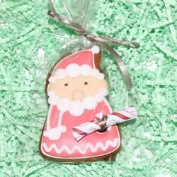 Печенье с предсказанием Дед Мороз 10см