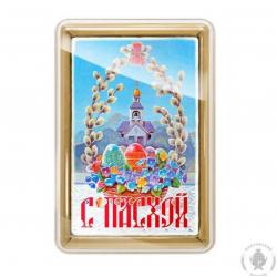 Покровский фото пряник с Пасхой 160гр