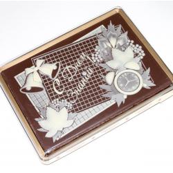 Покр. пряник в шоколаде С Днем знаний 700гр
