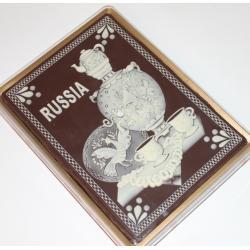 Покровский пряник в шоколаде Самовар