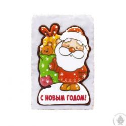 покровский пряник Дед мороз с подарками
