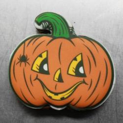 пряник тыква на хэллоуин добрая 2
