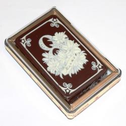 Покр. пряник в шоколаде  С 8 марта 160 гр