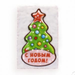 Покровский пряник Елочка 2021 130гр