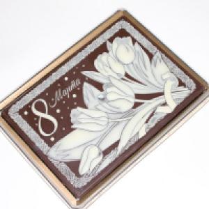 Покровский в шоколаде Тюльпаны 700 гр