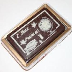 Покров. в шоколаде С Днем Учителя 160гр